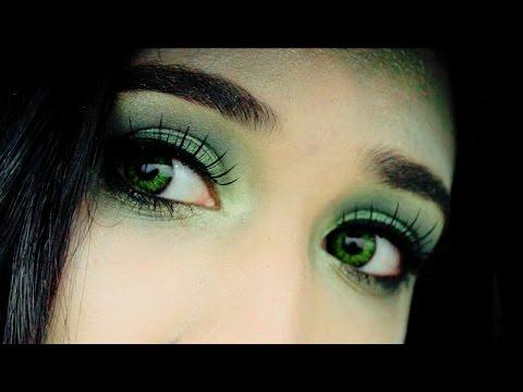witch makeup last minute easy halloween tutorial