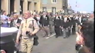 Dieppe Raid 50th Anniversary Parade - 19AUG92