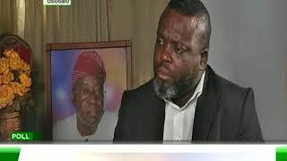 Osun APC Governorship candidate, Gboyega Oyetola confident of winning Election