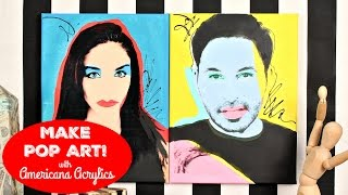 Video HOW TO: Create an Andy Warhol Inspired Self-Portrait download MP3, 3GP, MP4, WEBM, AVI, FLV Agustus 2018
