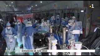Coronavirus : 2 nouvelles évasans vers les Antilles, ce dimanche 28 juin