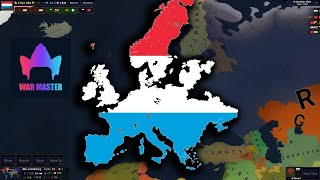 Age of Civilization 2 Challenges: Luxembourg Take Over Europe !