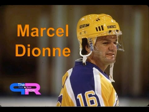 Hockey Legend Marcel Dionne on Peet & Reet!