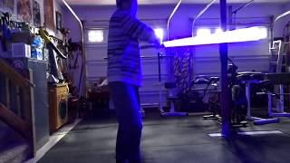 new camera test true boyega blue lightsaber string blade sony hx90v