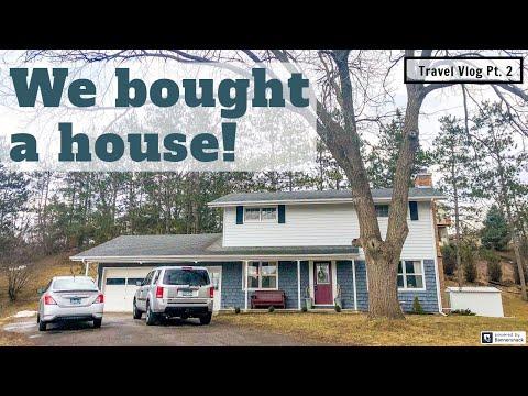 We Bought Our Residency Dream Home! | Rochester, Minnesota - Travel Vlog Pt.2