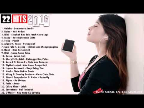 Lagu indonesia paling romantis 2016- 2017