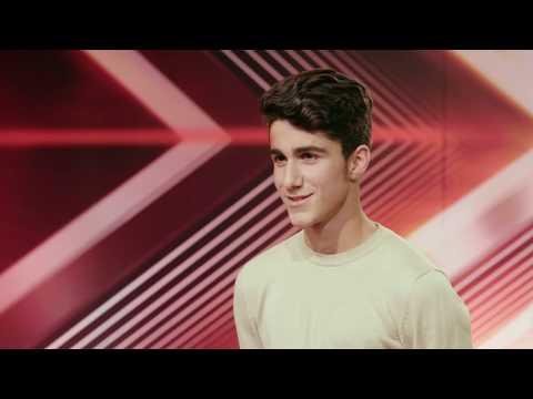 Koelaulu Raid Amiri - Supermarket Flowers | X Factor Suomi | MTV3