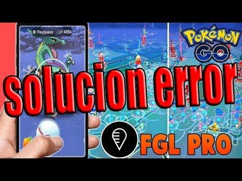 Pokémon Go Solucion Error 11 & 12 Hack Fgl Pro +  Joystick #pokemongo #hack