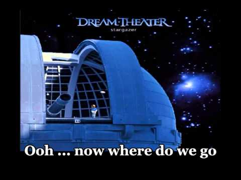 Dream Theater  Stargazer   Rainbow   with lyrics
