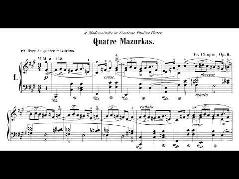 Chopin: Mazurkas, Op.6 – Op.41 (Fialkowska)