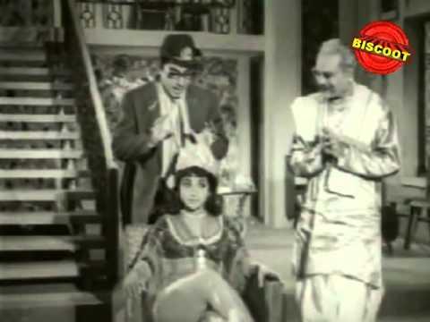 Full Kannada Movie 1969 | Broker Bheeshmachari | Rajesh, Jayanthi, Shailashri, Narasimharaju.