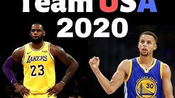 Who will make the 2020 USA Basketball team? (Tokyo 2020 Olympics) | TheOlympicReport