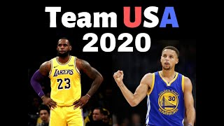 Who Will Make The 2020 Usa Basketball Team?  Tokyo 2020 Olympics  | Theolympicreport