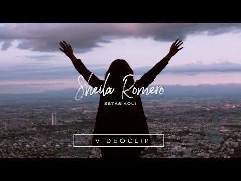 Sheila Romero - Estás aquí (Videoclip oficial) Preciosa Sangre