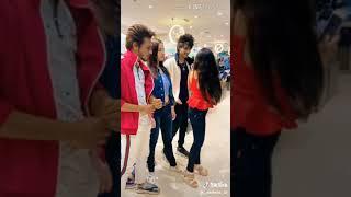 Today trending Tik Tok video Tere Piche ki ki karda song
