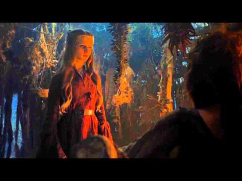 Game of Thrones Season 5: Episode #1 Clip - Cersei's Prophecy (HBO)