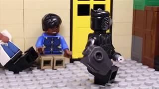 Lego Black Panther | Stop Motion