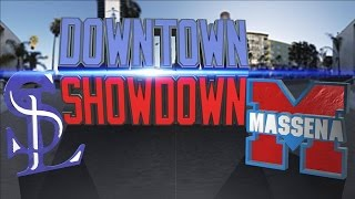 2015  Downtown Showdown  Massena vs. SLC