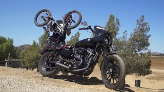 Two Wheels Forever with Larry Edgar   Harley-Davidson