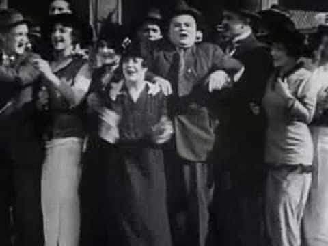 Mabel Normand Film #156: Fatty and Mabel at the San Diego Exposition (1915, Fatty Arbuckle)