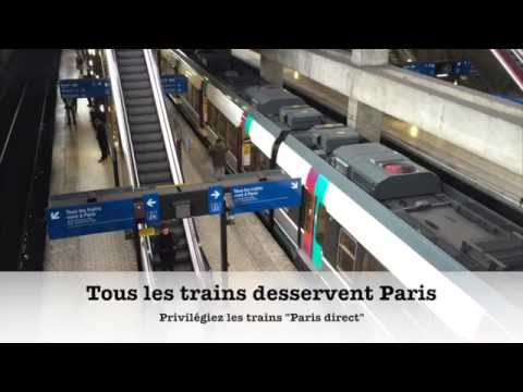 how to get from paris charles de gaulle to paris