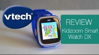 REVIEW ~ Vtech Kidizoom Smart Watch DX 2015
