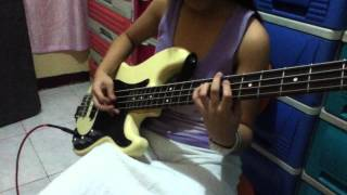 Walking On The Sunshine-Katrina and The Waves (Bass Cover)