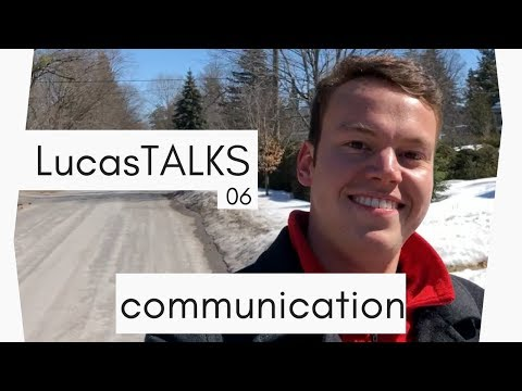 Why Everyone Puts Communication On Their Resume | LucasTALKS