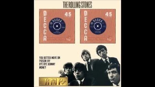 "The Rolling Stones - ""I Want To Be Loved"" (1st Single, 2nd Single & EP - track 02)"
