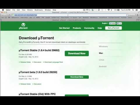 How To Download Torrents From The Pirate...