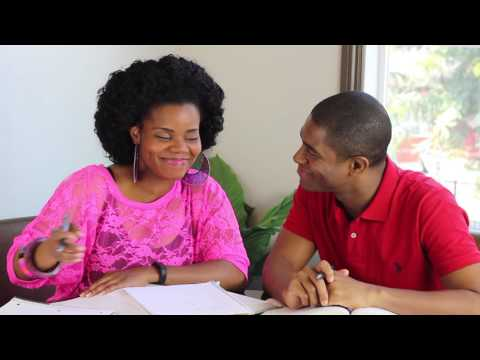 The Mini Web Series: STUDY BUDDY Ep 102 Check Yes Or No