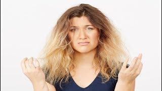 شعرك جاف وخشن وباهت الحل بسيط ومن أول إستعمال  ستلاحظي الفرق