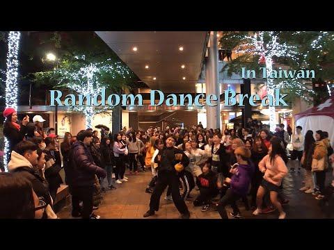 [KPOP IN PUBLIC] Random Dance Break Challenge In Taiwan