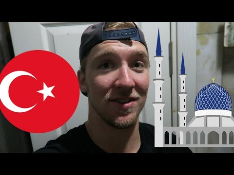 My FIRST NIGHT in ISTANBUL!