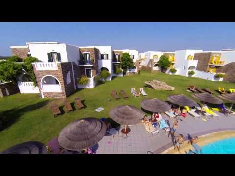 Aegean Land Plaka Beach Naxos Island Cyclades Greece