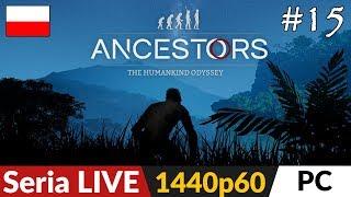 Ancestors: The Humankind Odyssey PL  odc.15 (#15)  Gdzie nas wywiało? | Gameplay po polsku