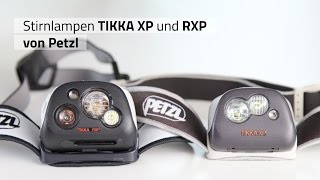 petzl tikka rxp instruction manual