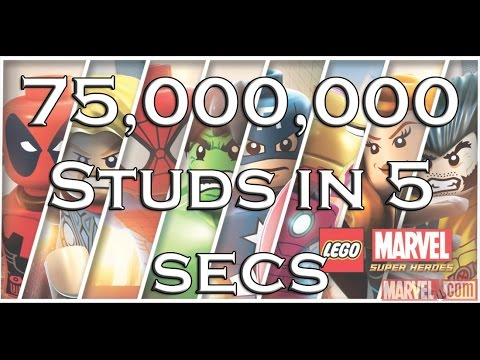 marvel lego quick money