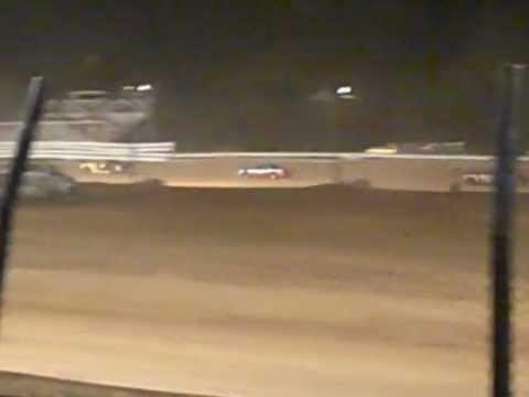 Carl newberrys feature race @ western kentucky speedway 6/23/12