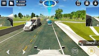 Truck Simulator 2019 Android Gameplay | Gadi Wala Game (गाड़ी वाला गेम) | ट्रक वाला गेम