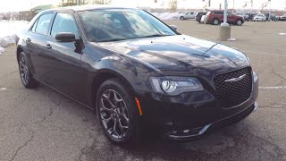 2015 Chrysler 300S AWD Black | Black Wheels | Navigation | All-New Redesign | 17838