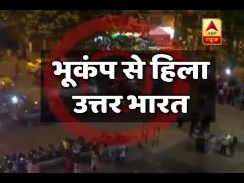Earthquake of magnitude 5.8 jolts Delhi-NCR; Rudraprayag being the centre