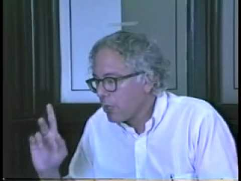 Bernie Sanders: Nicaragua Interview (8/8/1985)