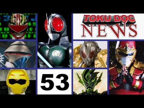 80 MIL INSCRITOS / Espada do RX / Timeranger DVD - TokuDoc neWs#53