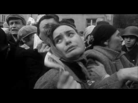 "The Liquidation of the Krakow Ghetto - Max Richter ""Last Days"" / scene from ""Schindler"
