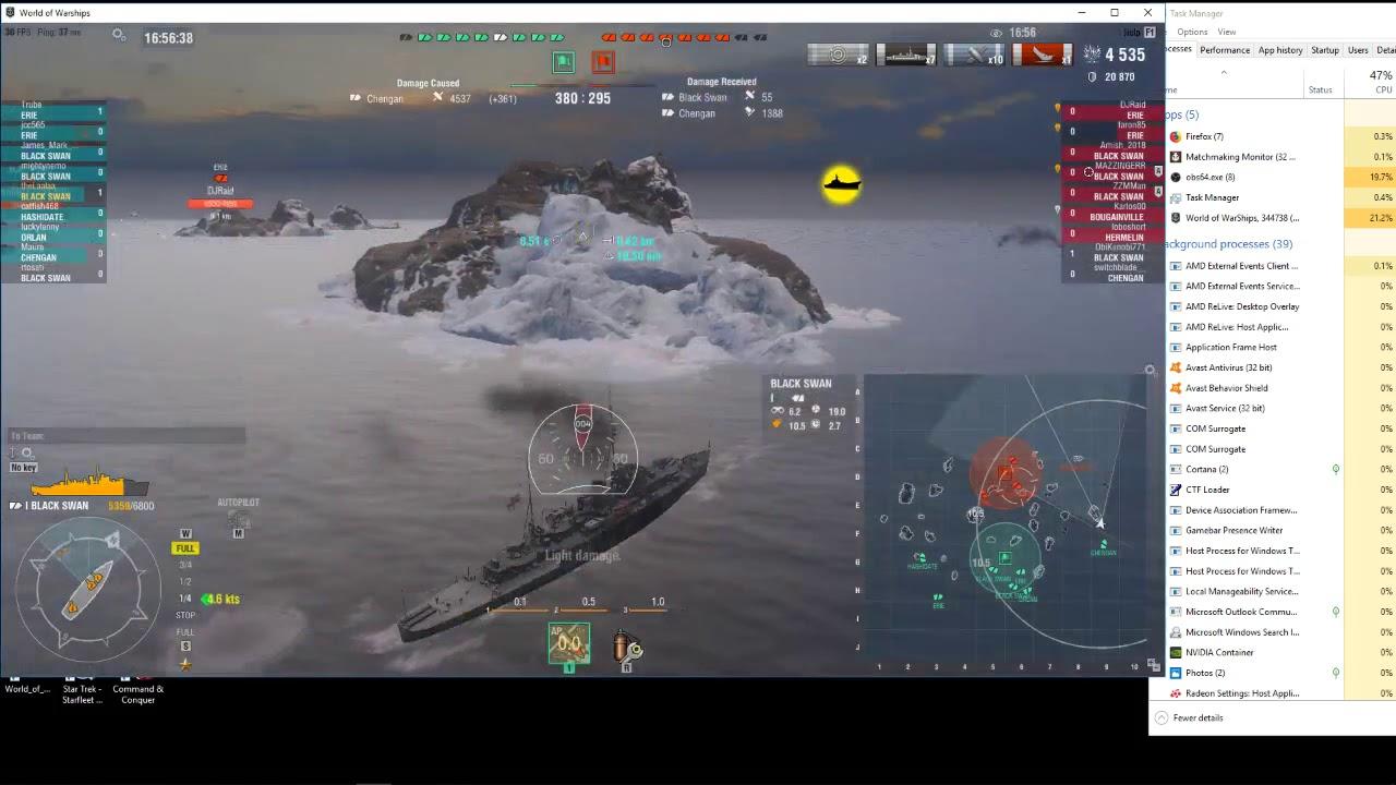 world of warships matchmaker monitor