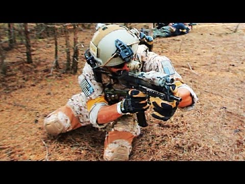US NAVY SEALS Battledisplay Airsoft Big Game || P5 ||