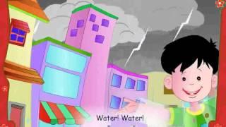Drops of Water - Nursery Rhymes