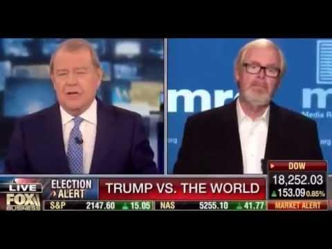 Media Bias: Wikileaks vs. Trump on ABC, NBC and CBS