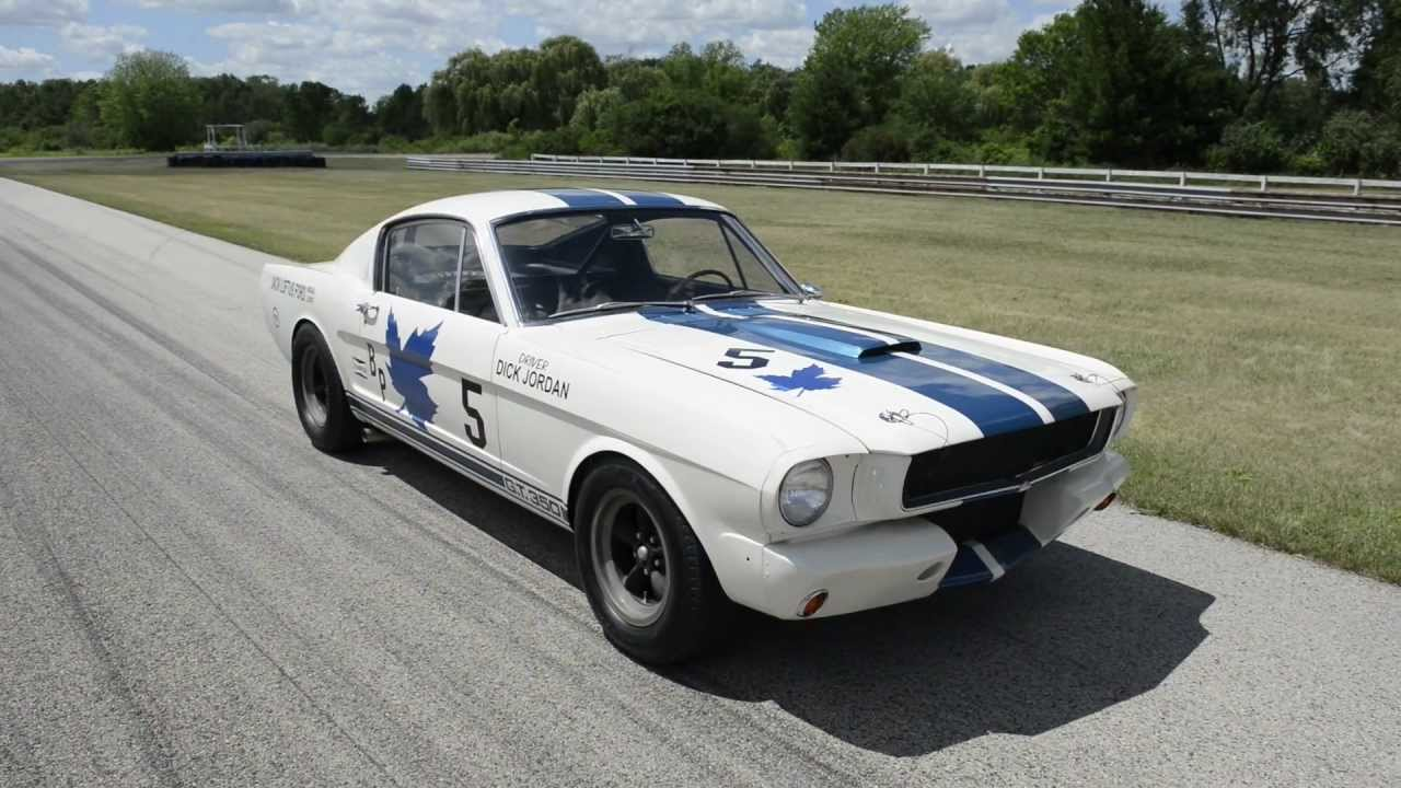 1965 Shelby Gt350 R Youtube
